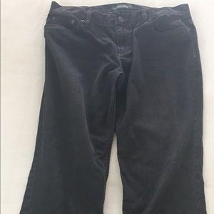 Ralph Lauren Jean Co. Black Jeans